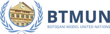 BTMUN - Botoșani Model United Nations